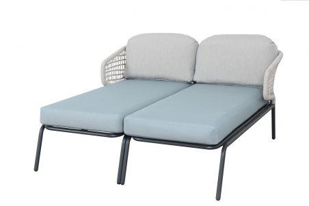 Terrace מיטת שיזוף כפולה מוקטן