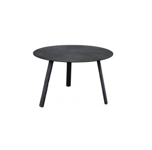 Vincent פחם Round Table Charcoal