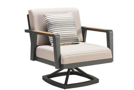 כיסא נדנדה אמוטי רקע לבן