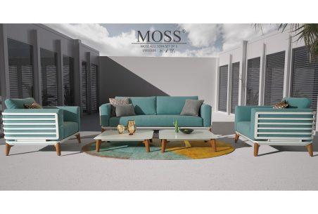 Moss מוקטן 1