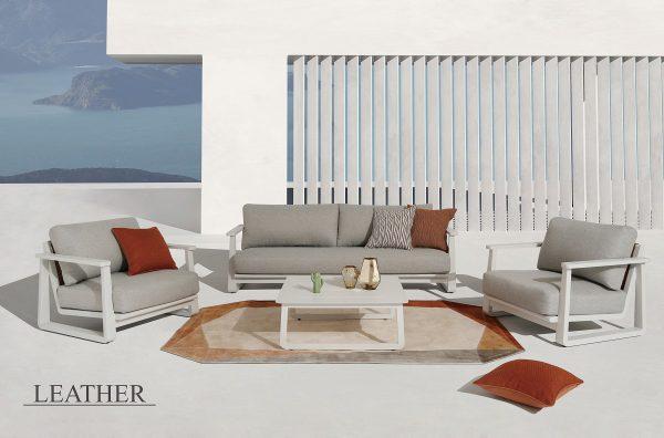 Leather Sofa Set 1 (1) מוקטן