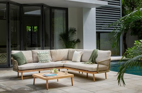 Maui Lounge Corner Set מוקטן
